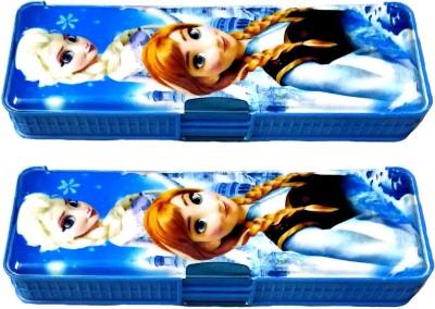 FCS Cinda Toons Art Plastic Pencil Boxes