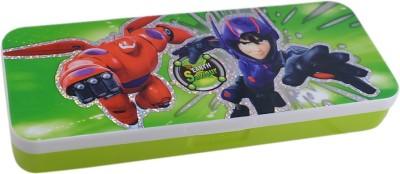 Saamarth Impex Student Supplies Cartoon Print Art Plastic Pencil Box