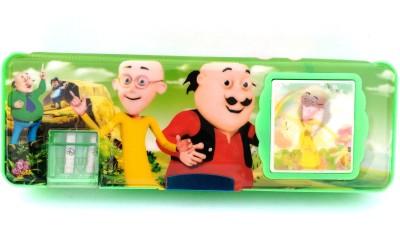 asa products motu patlu cartoon series Art plastic Pencil Box