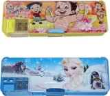 DreamBag Chhota Bheem Colourfull Art Pla...