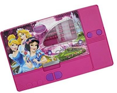 Shopaholic Disney Princess Princess Art Plastic Pencil Box