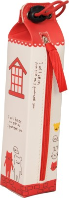 Hm International HMI Cartoon Art Fabric Pencil Box