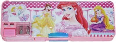 DreamBag Sofia Print Art Plastic Pencil Box