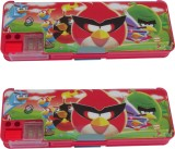 DreamBag Angry Birds Colourfull Art Plas...