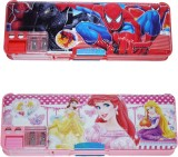 DreamBag Spiderman Colourfull Art Plasti...