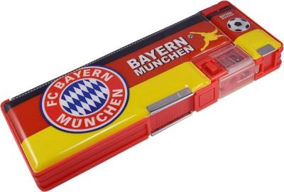 Saamarth Impex FC Bayern Munchen Football Club Art Plastic Pencil Box