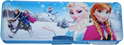 DreamBag Frozen Print Art Plastic Pencil Box