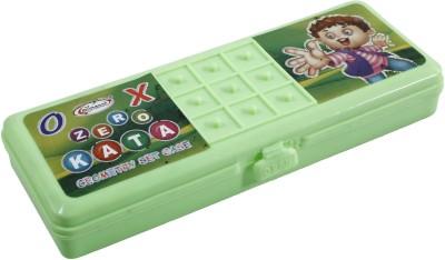 Edit One Romance Zero Kata Game & Boy Art Plastic Pencil Box