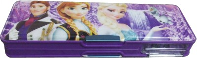 MVEshoppers SPECIAL FROZEN ART Art PLASTIC Pencil Box