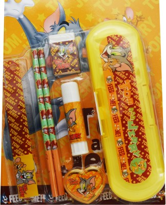 Warner Bros. Tom & Jerry plastic Pencil Box