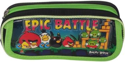 Excel Innovators Classic Cartoon Character Art Fabric Pencil Box