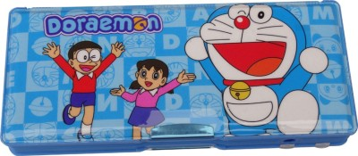 DreamBag Doraemon Print Art Plastic Pencil Box