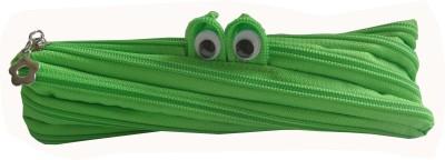 Darvesh Crocodile nice Art Cloth Pencil Box