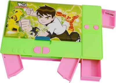 Priyankish Smart Kidz Cartoon Art Plastic Pencil Box
