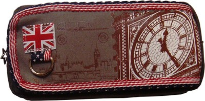 Zhong shan World Tour Signs & Symbols Art Cloth Pencil Box