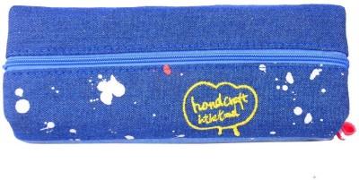 Enwraps Hand Craft Bird Art Cloth Pencil Box