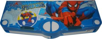 SSD Spiderman Character Art plastic Pencil Box
