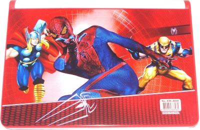 Hina spider man disney Art plastic Pencil Box
