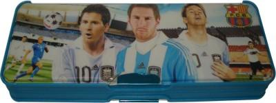 SSD Messi Heros Art Plastic Pencil Box