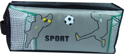 Xiao zhi xiong Sfei Football Art Cloth Pencil Box