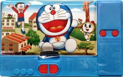 Shree Krishna Handicrafts And Gallery JUMBO Doraemon Art Plastic Pencil Box