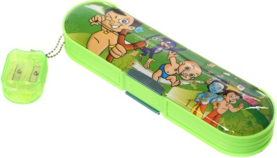 KKD Kids Designer Art Platic Pencil Box