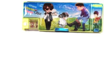 Westoindie SweetDad Designer Art Plastic Pencil Box