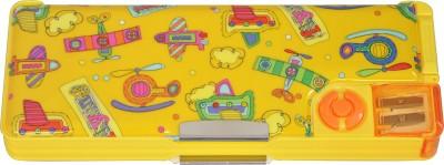 Hm International HMI Cartoon Art Plastic Pencil Box
