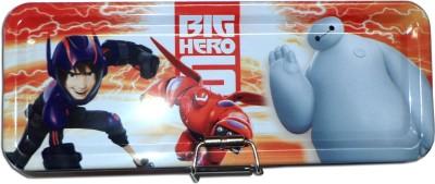 Karta Big Hero Double Side Art Metal Pencil Box