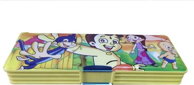 MVEshoppers SPECIAL -070 CHHOTA BHEEM SPECIAL PENCIL BOX WITH LED LAMP Art PLASTIC Pencil Box