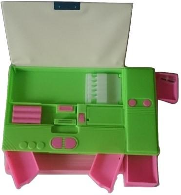 Gift Chachu Jumbo Angry Birds Art Plastic Pencil Box