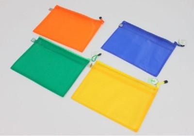 Neo Gold Leaf Fancy School Art Cloth Pencil Boxes