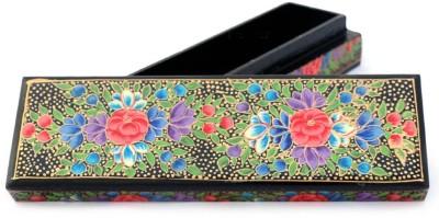 Indsights Paper Mache Handpaper Art Paper Pencil Box