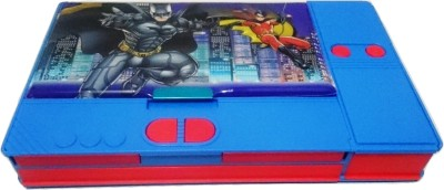 Gift Chachu Jumbo NA Art Plastic Pencil Box