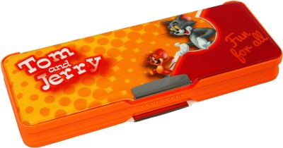 Tom & Jerry School Plastics Pencil Box