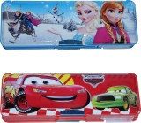DreamBag Frozen Pencil Box Colourfull Ar...