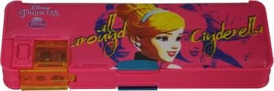 Disney CINDERELLA Cartoon Art Plastic Pencil Box