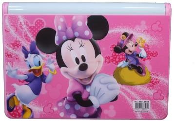 Shree Krishna Handicrafts And Gallery Minnie Bookshelf With Marker N Board. Art Plastic Pencil Box