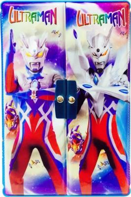 Priyankish Smart Kids Ultraman Cartoon Art Plastic Pencil Box