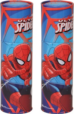 Marvel Spiderman Cartoon Art Metal Pencil Boxes