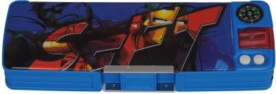 Disney Avenger Superhero Art Plastic Pencil Box