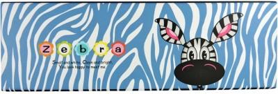 Klassik Animal Random Art Card Board Pencil Box
