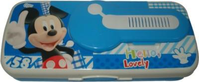SSD Hello Minnie Art Plastic Pencil Box