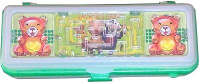 Karta G Bear With Game Art Plastic Pencil Box