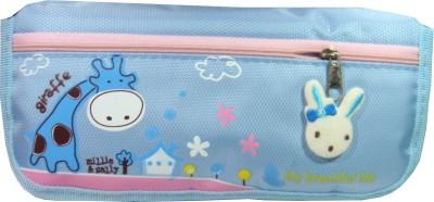 Xiao zhi xiong Rabbit Rabbit Art Cloth Pencil Box