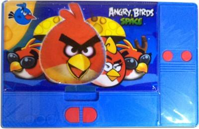 Karta Angry Bird Xtra Large Jumbo Case Art Plastic Pencil Box