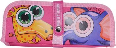 Saamarth Impex Standard Animal Print Art Clothes Pencil Box
