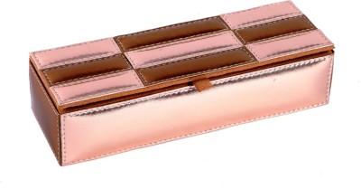 Treasure Hunt Classic Series Bars Art Leatherite Pencil Box