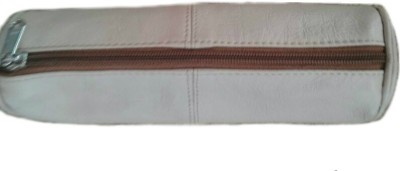 Ystore Pencil Pouch Italian Leather Pencil Box