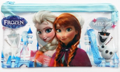Disney Frozen Disney Characters Art PVC Pencil Boxes